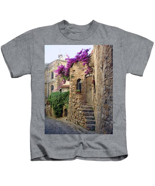 Bussana Vecchia Street Kids T-Shirt