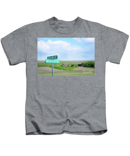 Busy Intersection Kids T-Shirt