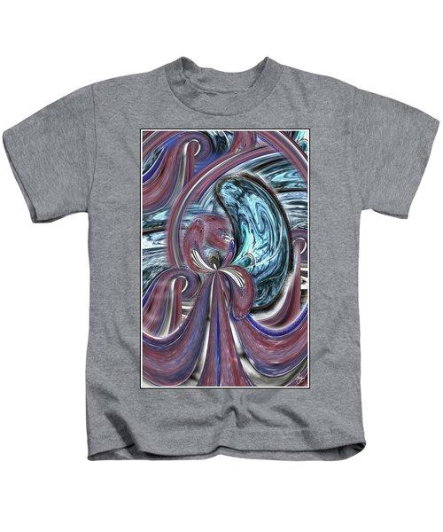 The Butterfly Effect Kids T-Shirt