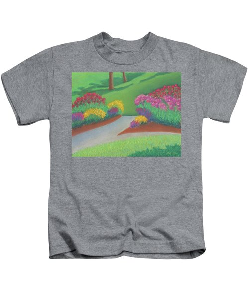 Butterfly Garden Kids T-Shirt