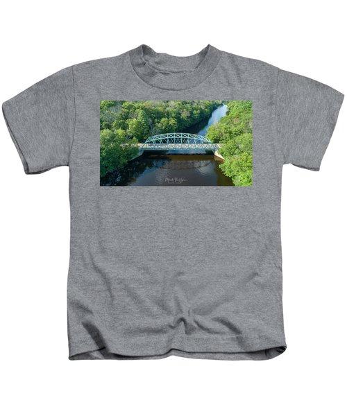 Butts Bridge Summertime Kids T-Shirt
