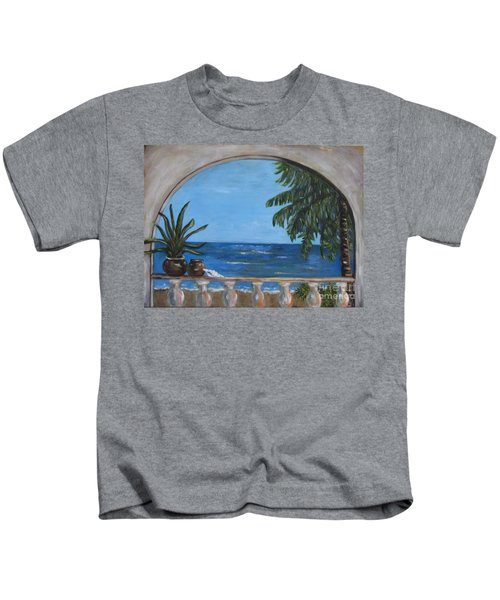 Cabo Arch #2 Kids T-Shirt