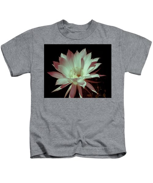 Cactus Flower Kids T-Shirt