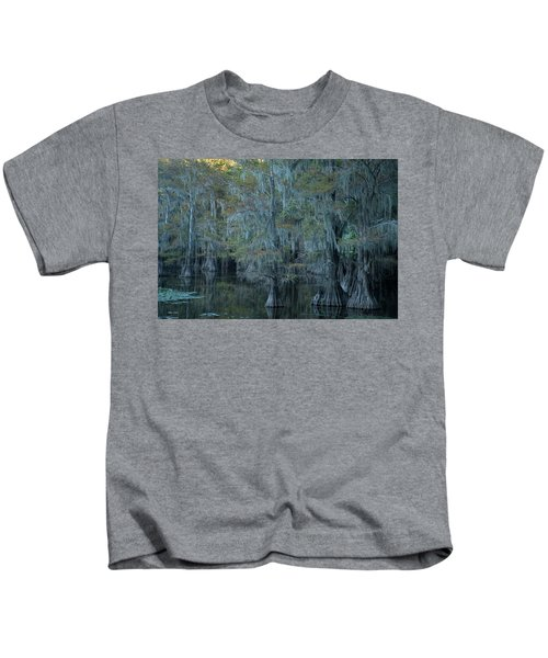 Caddo Lake #3 Kids T-Shirt