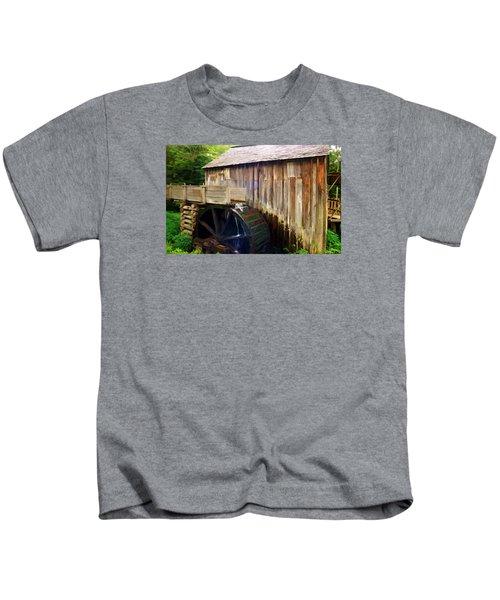 Cade Cove Mill Kids T-Shirt