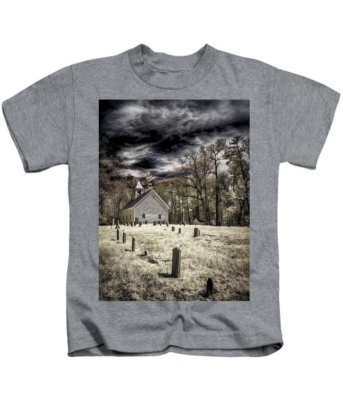 Cades Cove Church Kids T-Shirt