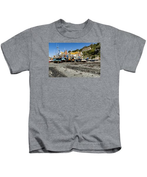 Cadgwith Cove Kids T-Shirt