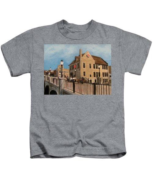 Cafe Hollander 2 Kids T-Shirt