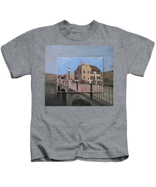 Cafe Hollander 2 Layered Kids T-Shirt
