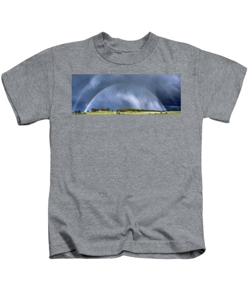 The Good In A Storm Kids T-Shirt