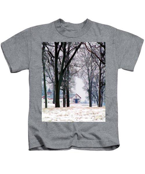 Calumet Winter Kids T-Shirt