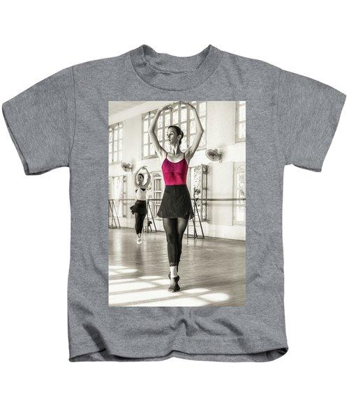 Camaguey Ballet 1 Kids T-Shirt