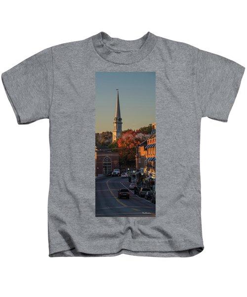 Camden Steeple Kids T-Shirt