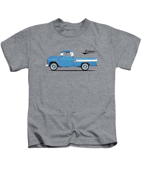 Cameo Pickup 1957 Kids T-Shirt