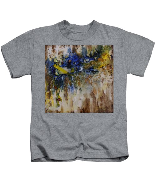 Canadian Shoreline Kids T-Shirt