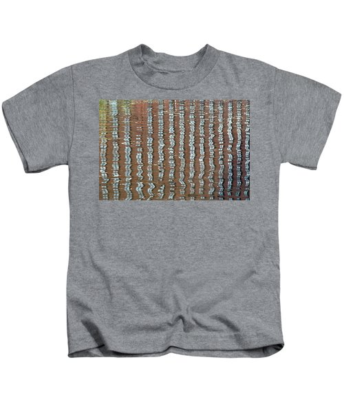 Canal Reflections 4 Kids T-Shirt