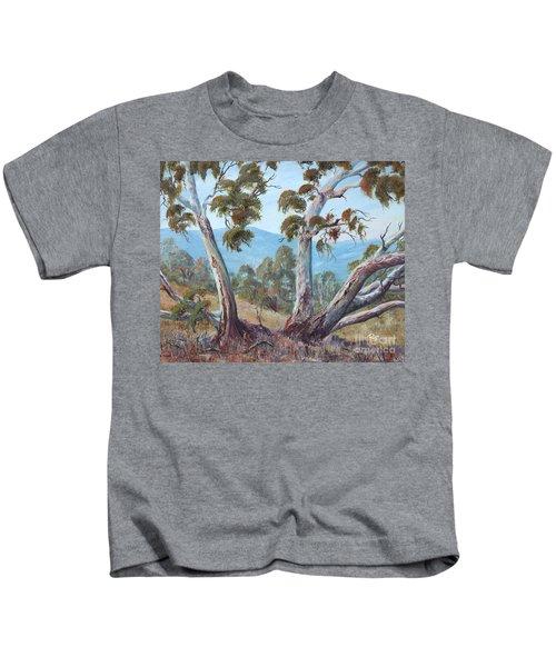 Canberra Hills Kids T-Shirt
