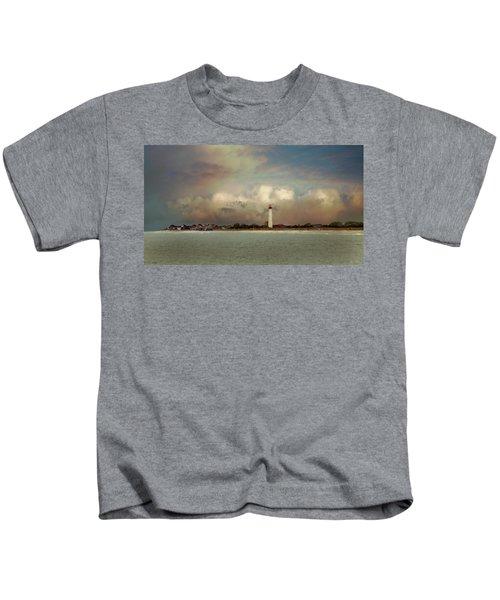 Cape May Lighthouse II Kids T-Shirt