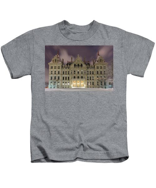 Capitol Snow Kids T-Shirt