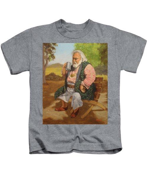 Captain Terry Kids T-Shirt