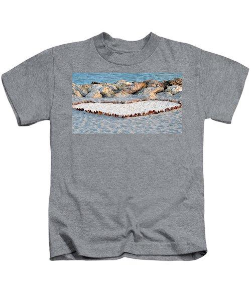 Captiva Love Kids T-Shirt