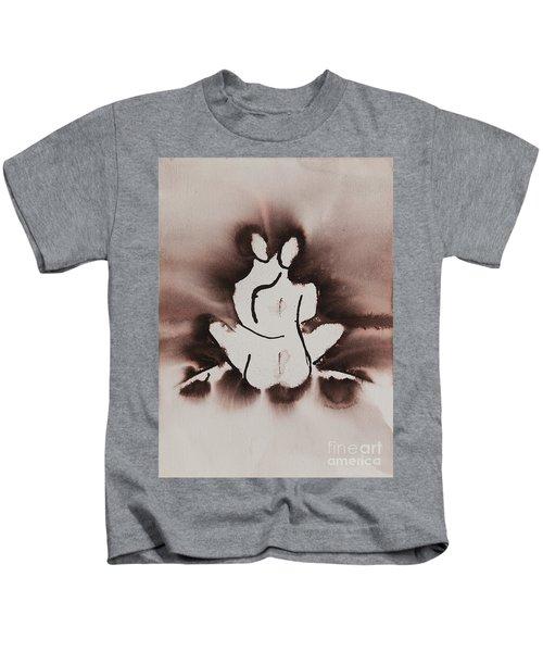 Captured Divine Love Series No. 1014 Kids T-Shirt