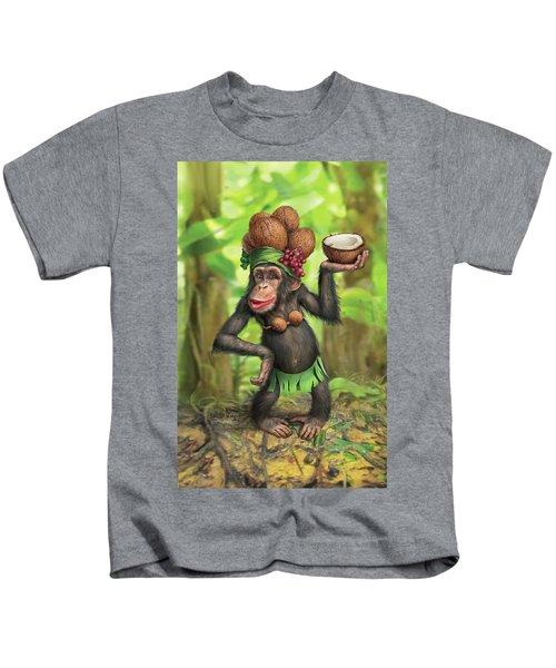 Carmen Coconuts Kids T-Shirt
