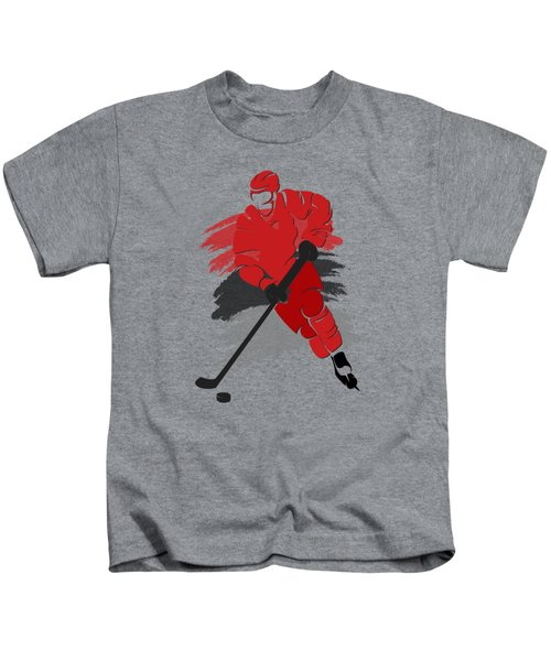 Carolina Hurricanes Player Shirt Kids T-Shirt