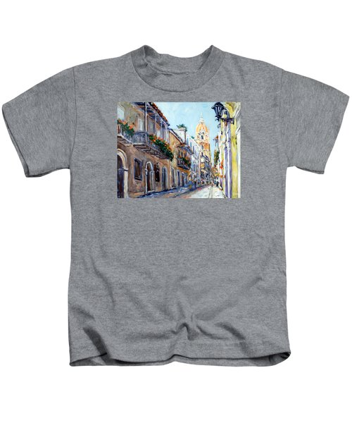 Cartagena Colombia Kids T-Shirt
