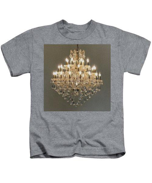Castle Dining Room Kids T-Shirt