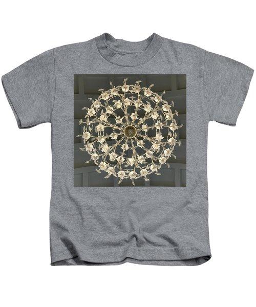 Castle Front Hall 02 Kids T-Shirt
