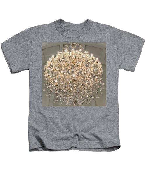 Castle Front Hall 01 Kids T-Shirt
