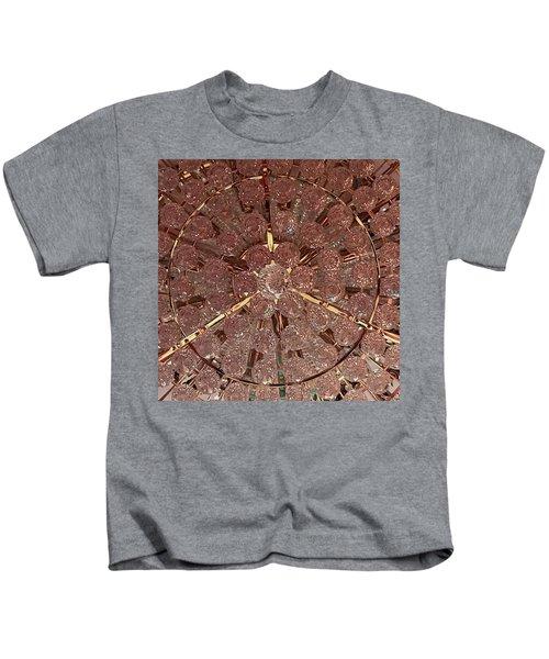 Castle Rose 03 Kids T-Shirt