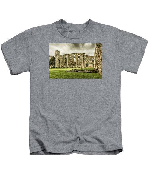 Castle Ruins Kids T-Shirt