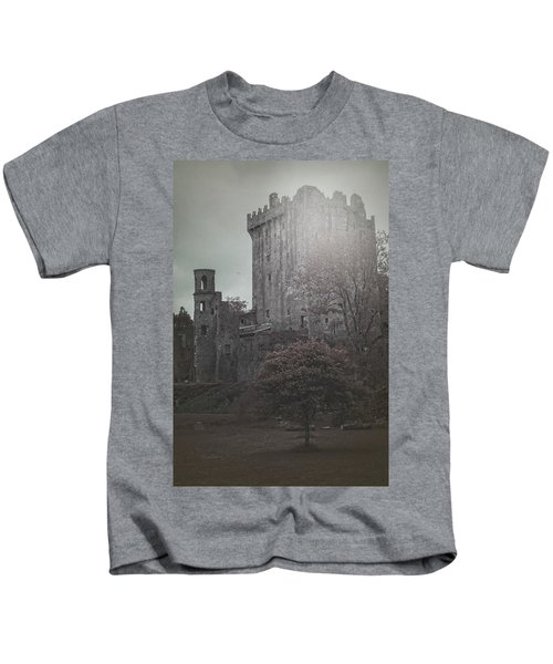 Castle Vignette Kids T-Shirt