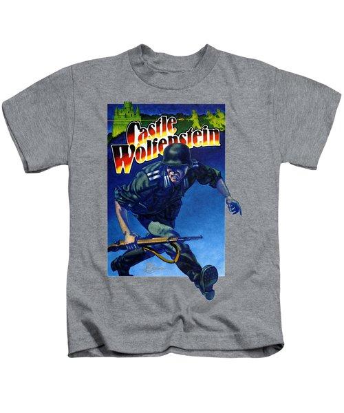 Castle Wolfenstein Shirt Kids T-Shirt