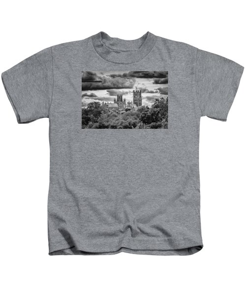 Cathedral From The North-east Kids T-Shirt