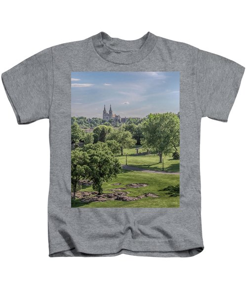 Cathedral Of St Joseph #2 Kids T-Shirt