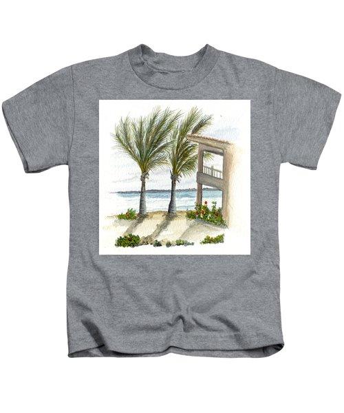 Cayman Hotel Kids T-Shirt