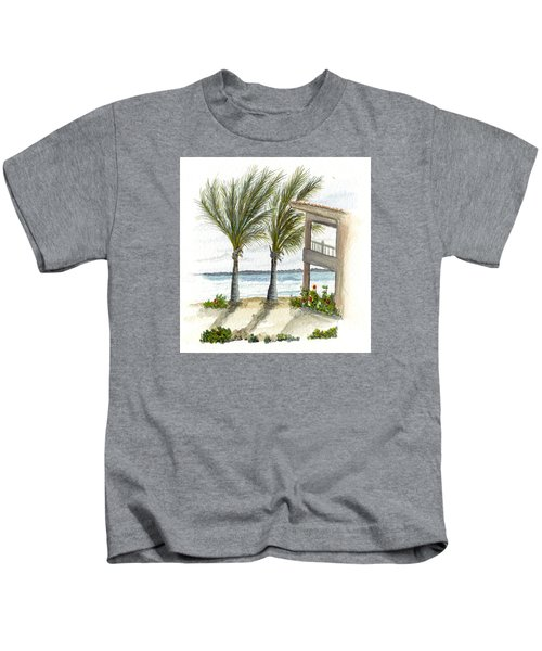 Cayman Hotel Kids T-Shirt