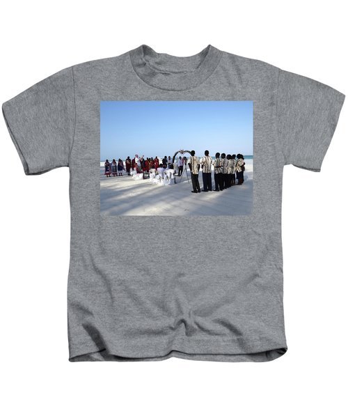 Celebrate Marriage In Kenya Kids T-Shirt