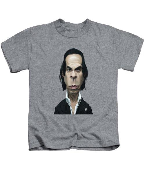 Celebrity Sunday - Nick Cave Kids T-Shirt