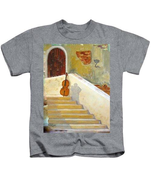 Cello No 3 Kids T-Shirt