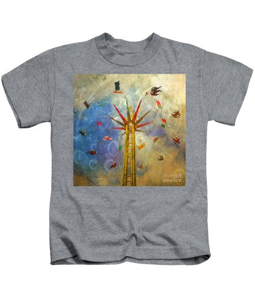Centre Of The Universe Kids T-Shirt