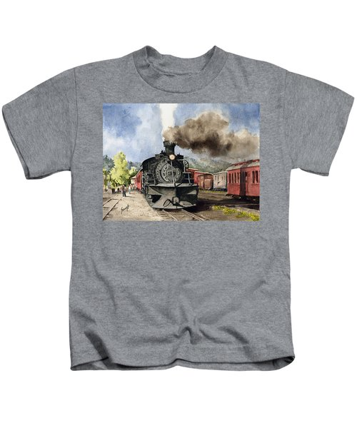 Chama Arrival Kids T-Shirt