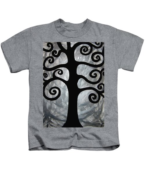 Chaos Tree Kids T-Shirt
