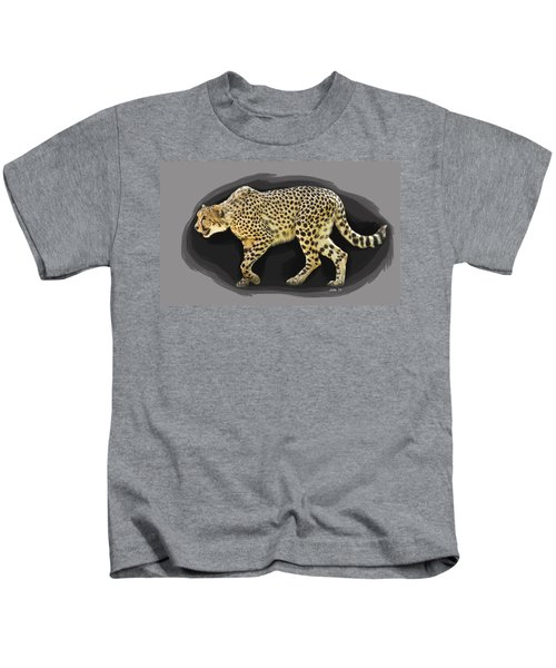 Cheetah 10 Kids T-Shirt