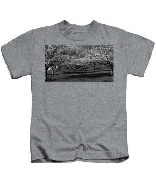 Cherry Blossoms 1 Kids T-Shirt