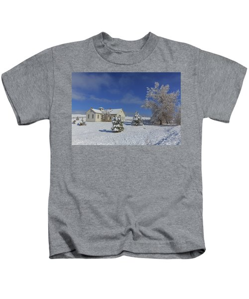 Marshall School - Circa 1900 Kids T-Shirt