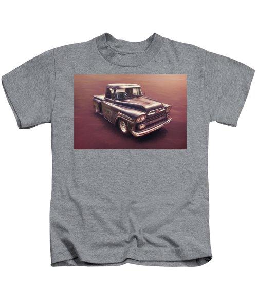 Chevrolet Apache Pickup Kids T-Shirt